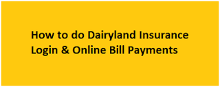 Dairyland Insurance Online Payments Login