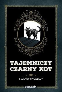 Tajemniczy czarny kot. Legendy i przesądy   Semenuik Nathalie -recenzja