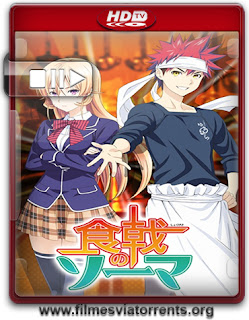 Shokugeki no Souma Torrent - HDTV