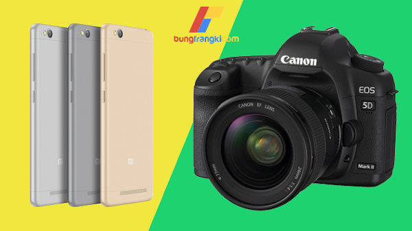 Cara Menjadikan Hasil Foto Kamera Xiaomi Seperti DSLR