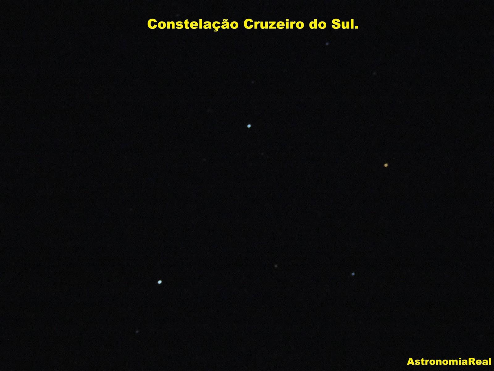 7be3700f384 ASTRONOMIA REAL  Constelação Cruzeiro do Sul.