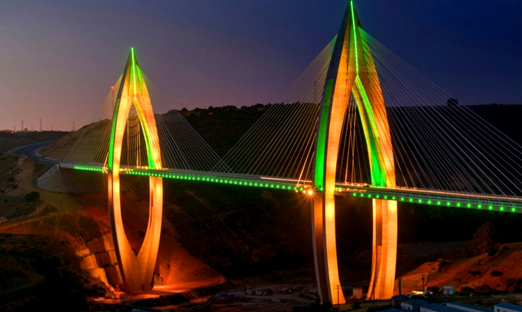 This Is The Longest Cable-Stayed Bridge In Africa