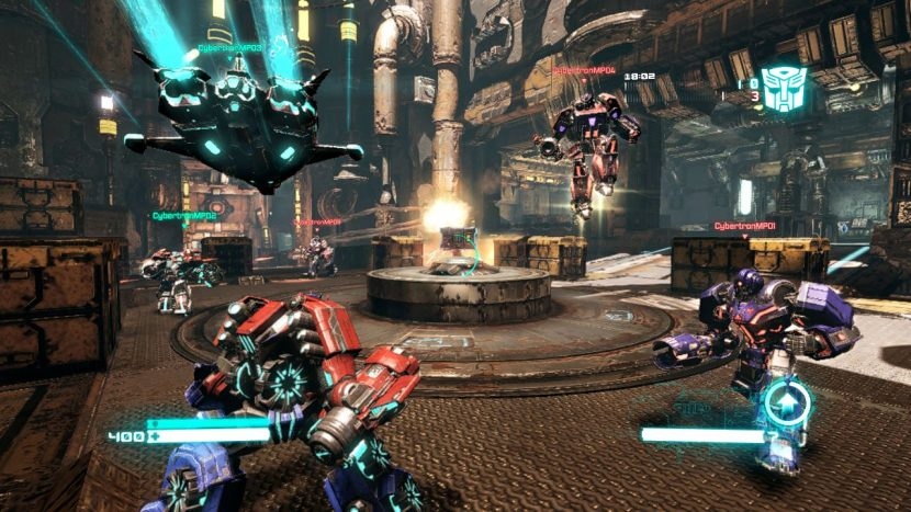 transformers 1 pc game full version free