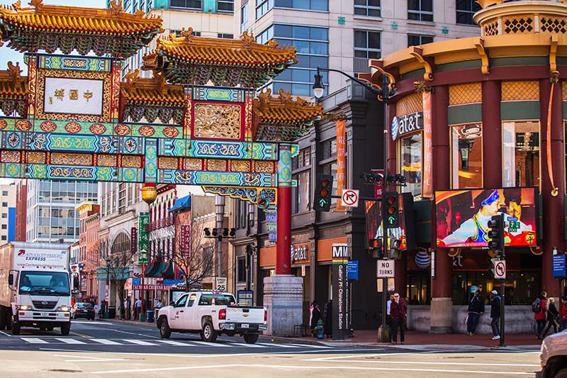 Tourist, china town DC, Washington DC, jadore-fashion.com
