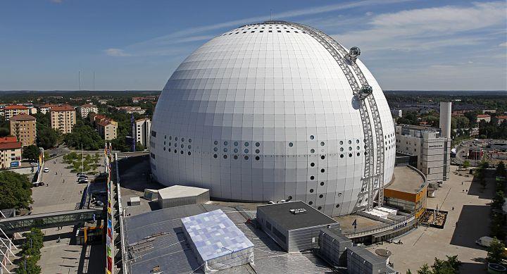 Skyview Ericssson Globe