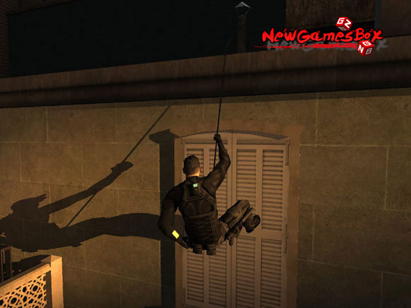 Tom Clancy S Splinter Cell 1 Pc Game Free Download