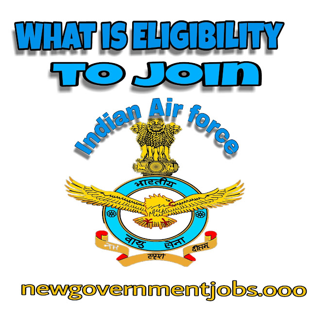 How do join indInd Air force