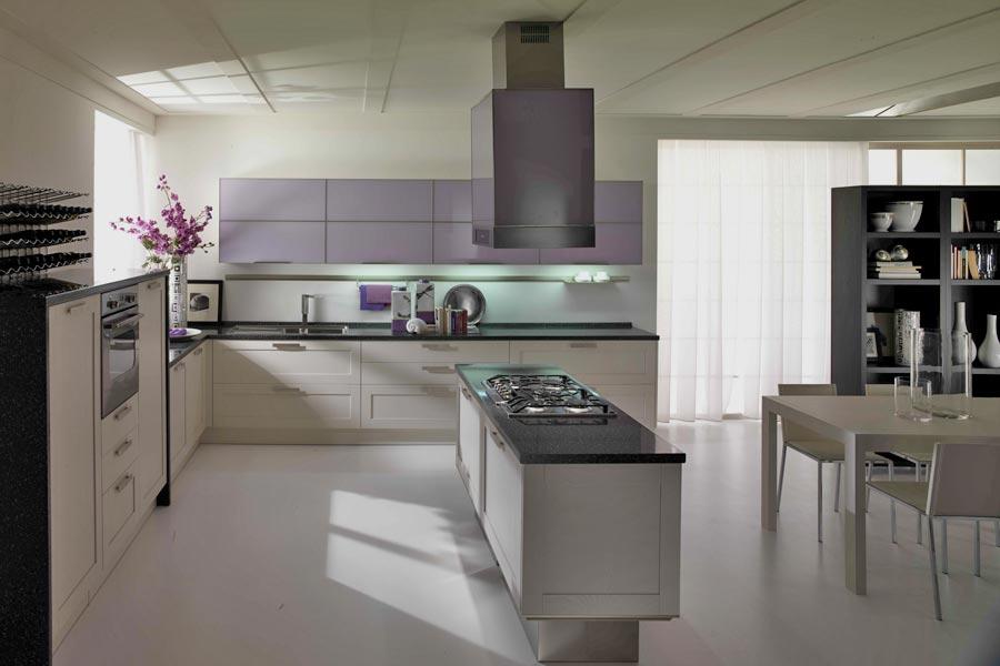 Cocinas cl sicas pero muy contempor neas cocinas con estilo for Diseno de cocinas contemporaneas