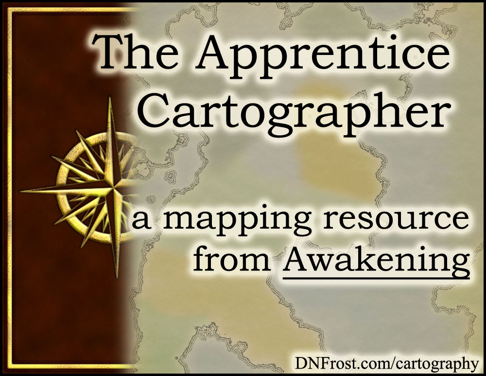 The Apprentice Cartographer: old-world map-making http://www.dnfrost.com/2017/04/the-apprentice-cartographer-mapping.html #TotKW A worldbuilding resource by D.N.Frost @DNFrost13 Part 3 of a series.