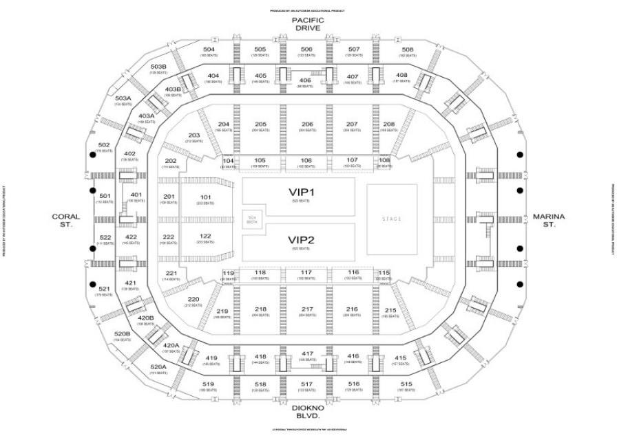 Concertgoer Guide ~ MANILA CONCERT SCENE
