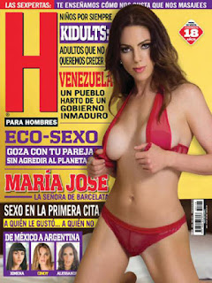 Revista H para Hombres Mexico-Abril 2014 PDF Digital + Video HD