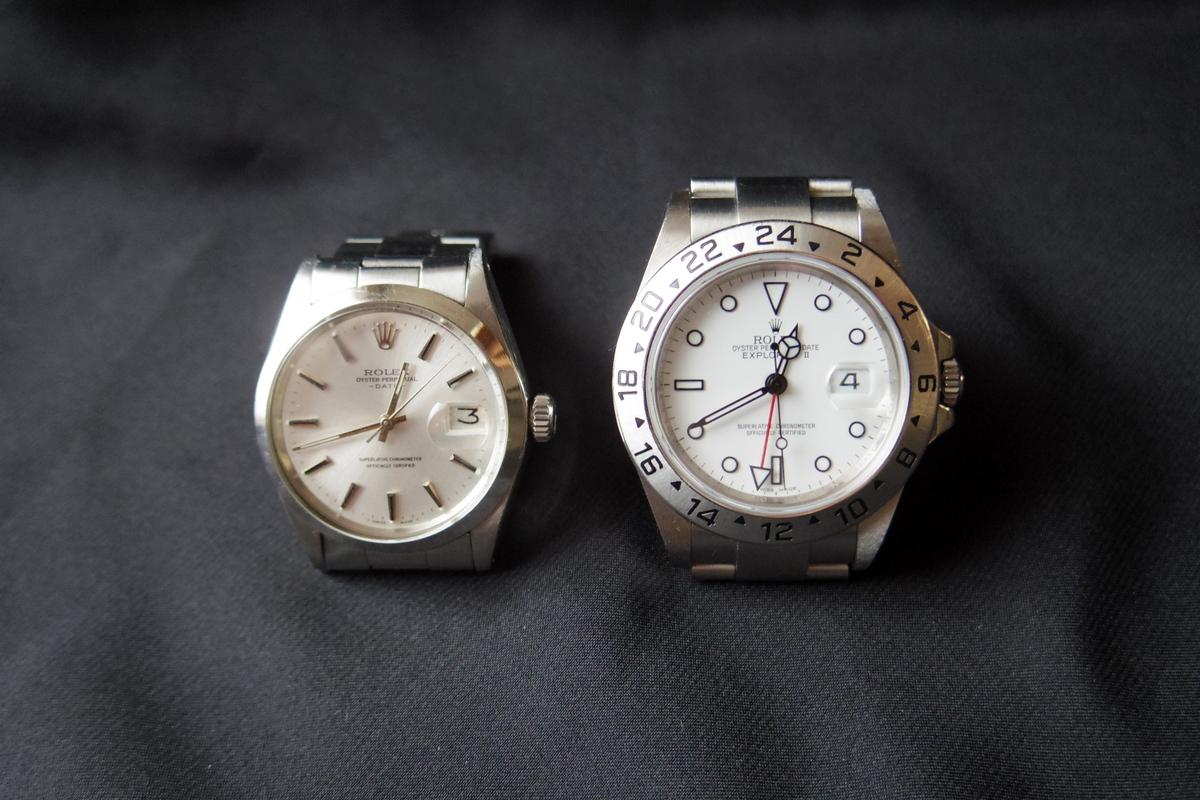 huge discount 2c5c5 a5efc 40代メンズ腕時計は40mm以下をおすすめします