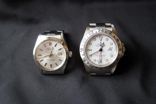 Rolex 腕時計