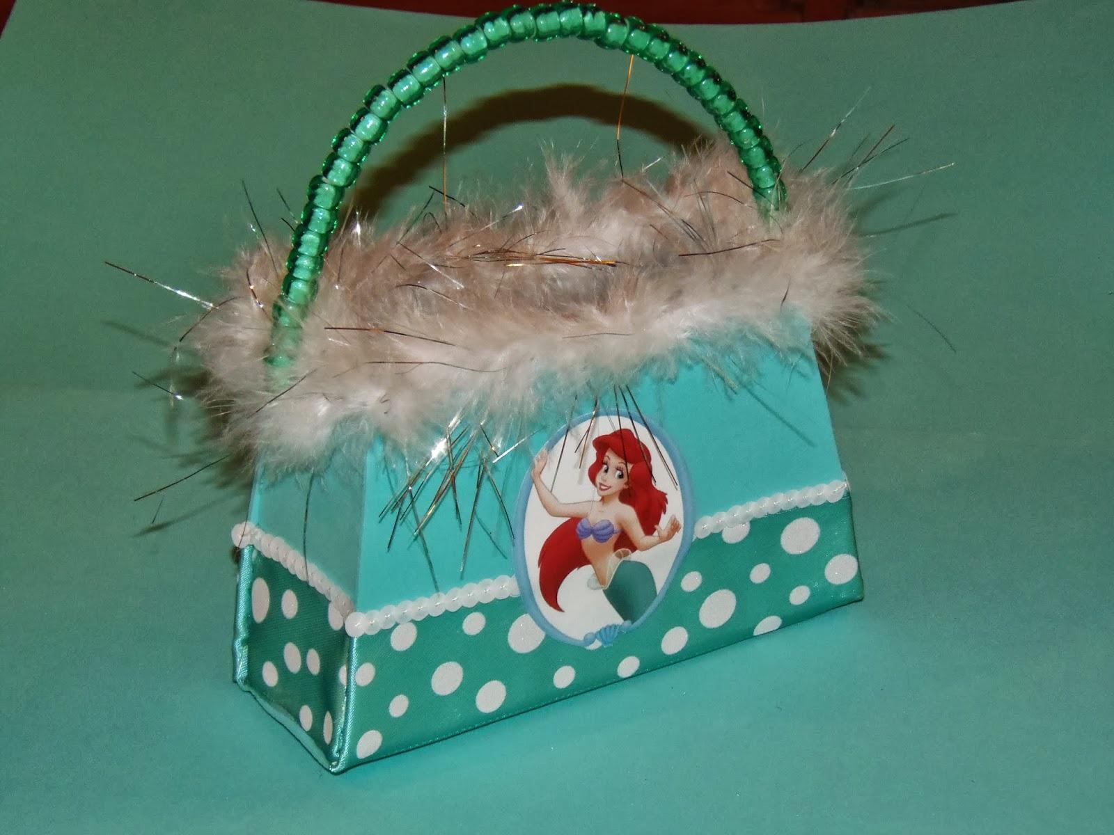 Dreams Factory Little Mermaid Goody Bags And Cake