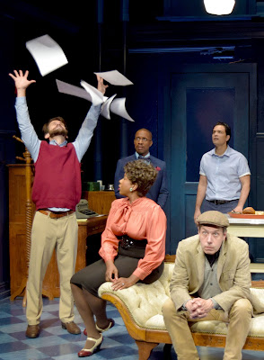 BWW review: Much LAUGHTER ON THE 23rd FLOOR at Garry Marshall