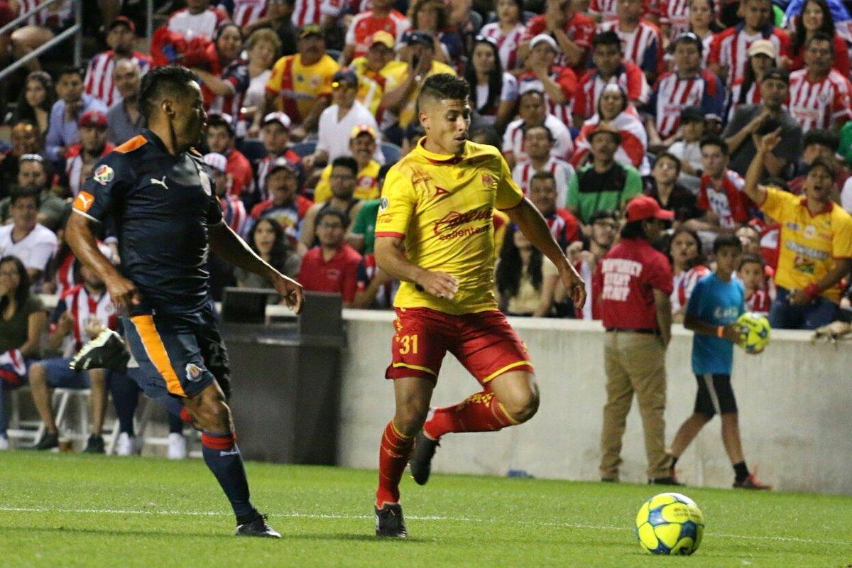 Las Chivas concluyeron su gira de pretemporada por EU sin conseguir triunfo alguno.