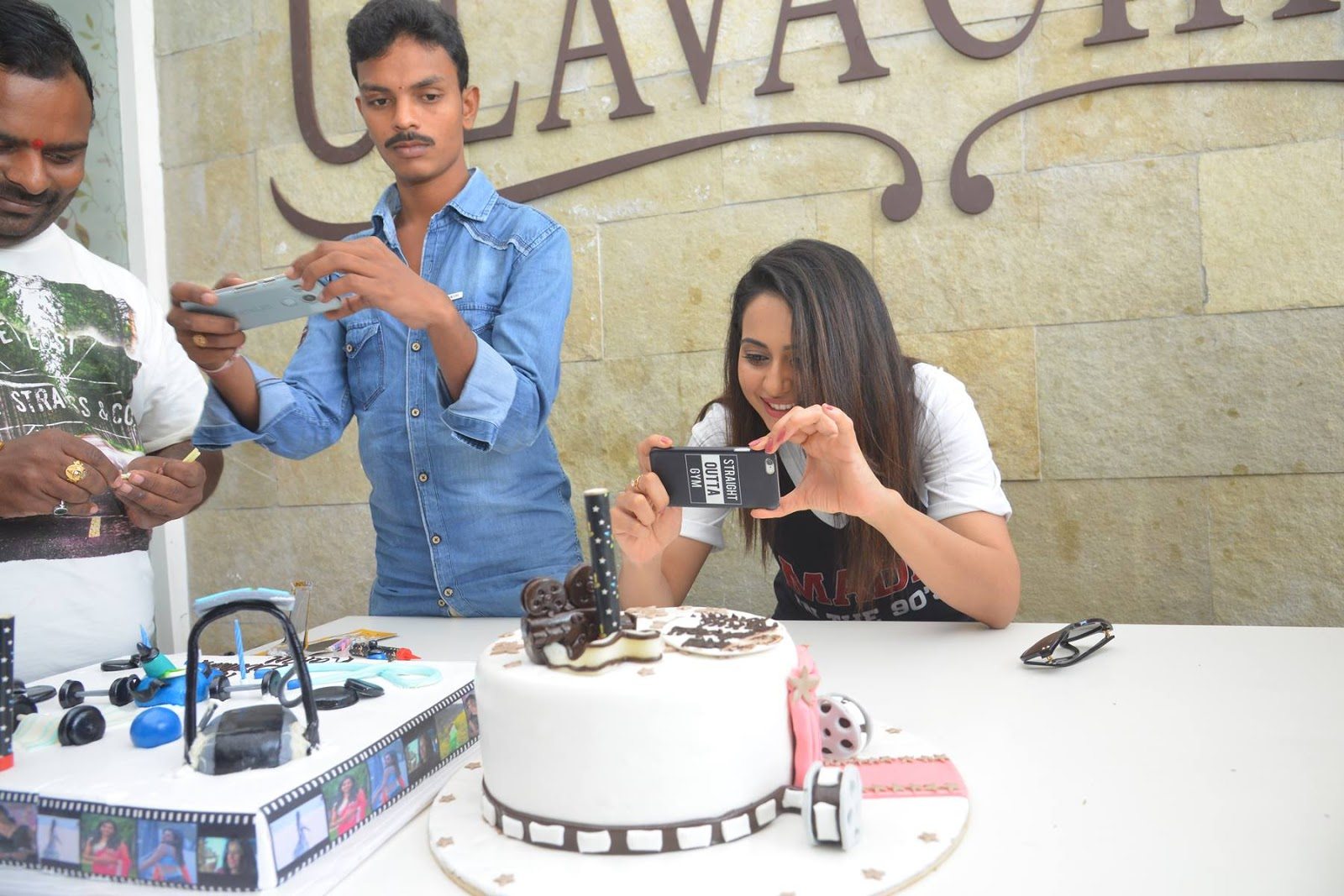 Rakul Preet Singh Birthday Celebrations Photos exclusive