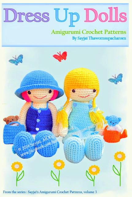 Doll Dress Crochet Pattern - Cheap Frills Jewellery | 640x430