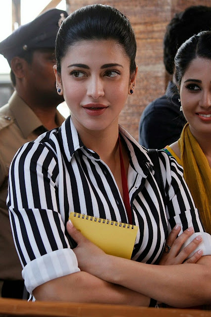 Shruti haasan New Images from Singam 3 Movie