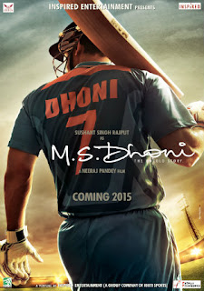 Ms Dhoni The Untold Story Full Movie DVDRip [700MB]