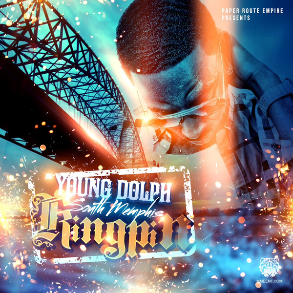 Young Dolph - South Memphis Kingpin Cover