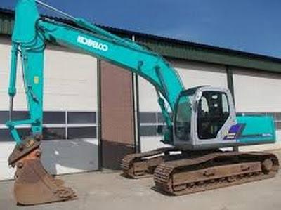 SHOP MANUAL Kobelco SK200-6E, Sk200LC-6E