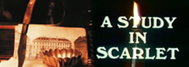 Estudio en Escarlata, Conan Doyle vs Midgley - Cine de Escritor