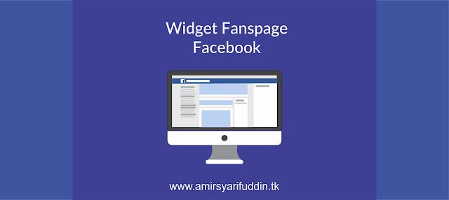 Cara Memasang Fanspage Facebook Melayang di Pojok Kanan