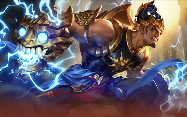 gambar mobile legends gatotkaca