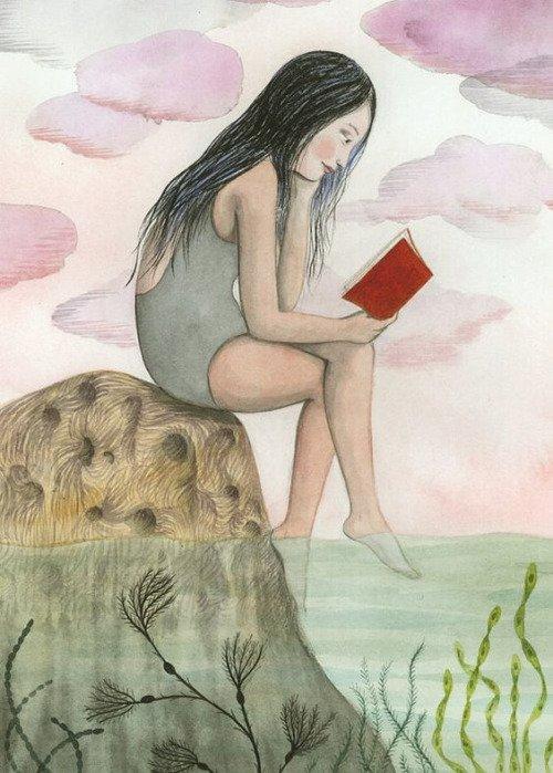 ilustración de Sophie Blackall (Vía: lecturImatges)