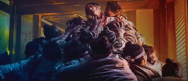Kingdom koreańska drama o zombie