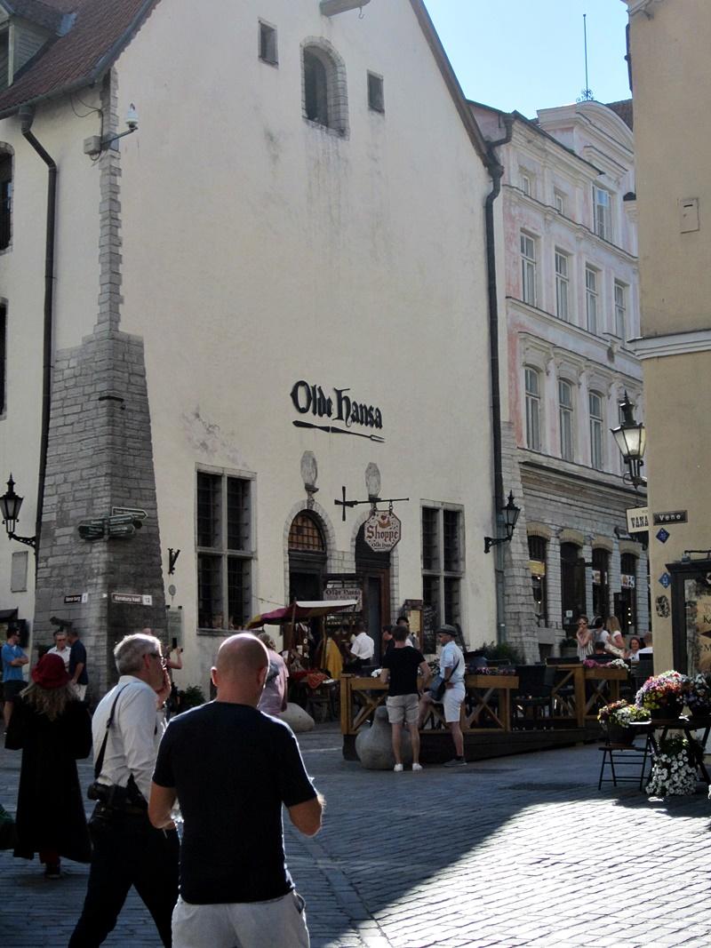 tallinnan vanha kaupunki