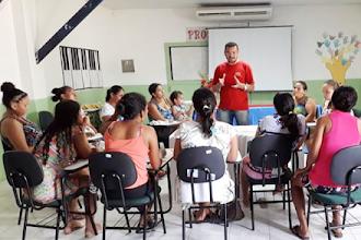Centro de Apoio à Criança promove encontro sobre Bons-trato em Família