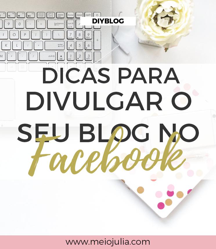 dicas para blogs com Meio Julia