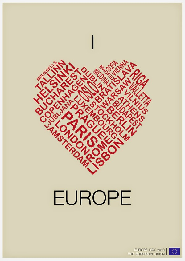 TMax loves Europe