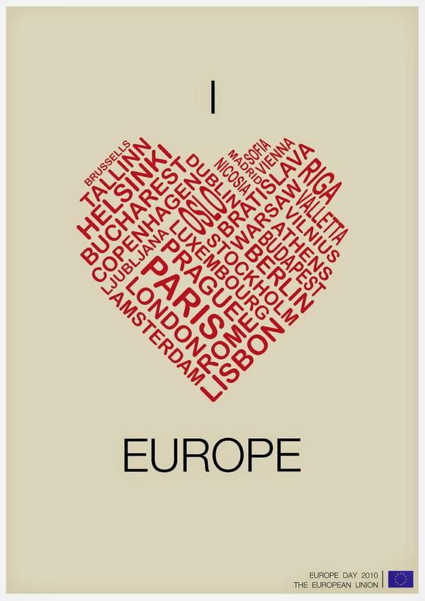 TMax loves Europe