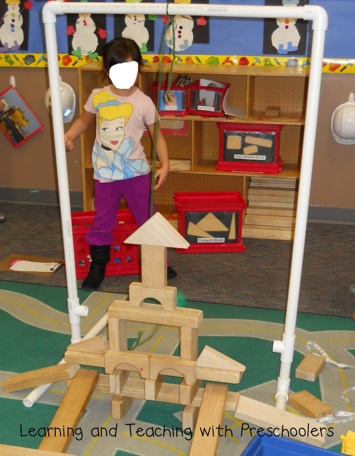 Learning And Teaching With Preschoolers Wreaking Ball Fun
