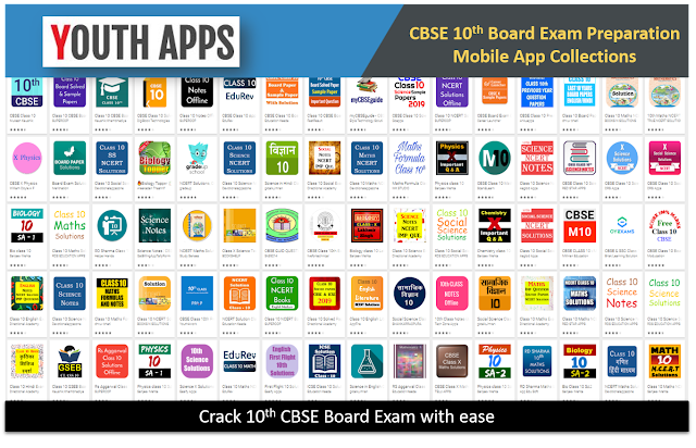 Latest 10th CBSE Mobile Apps Collection for Download & Install