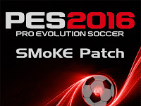 Update Patch PES 2016 dari SMoKE Patch 8.3.1