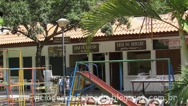 Feira do Artesanato, Colinas, RS