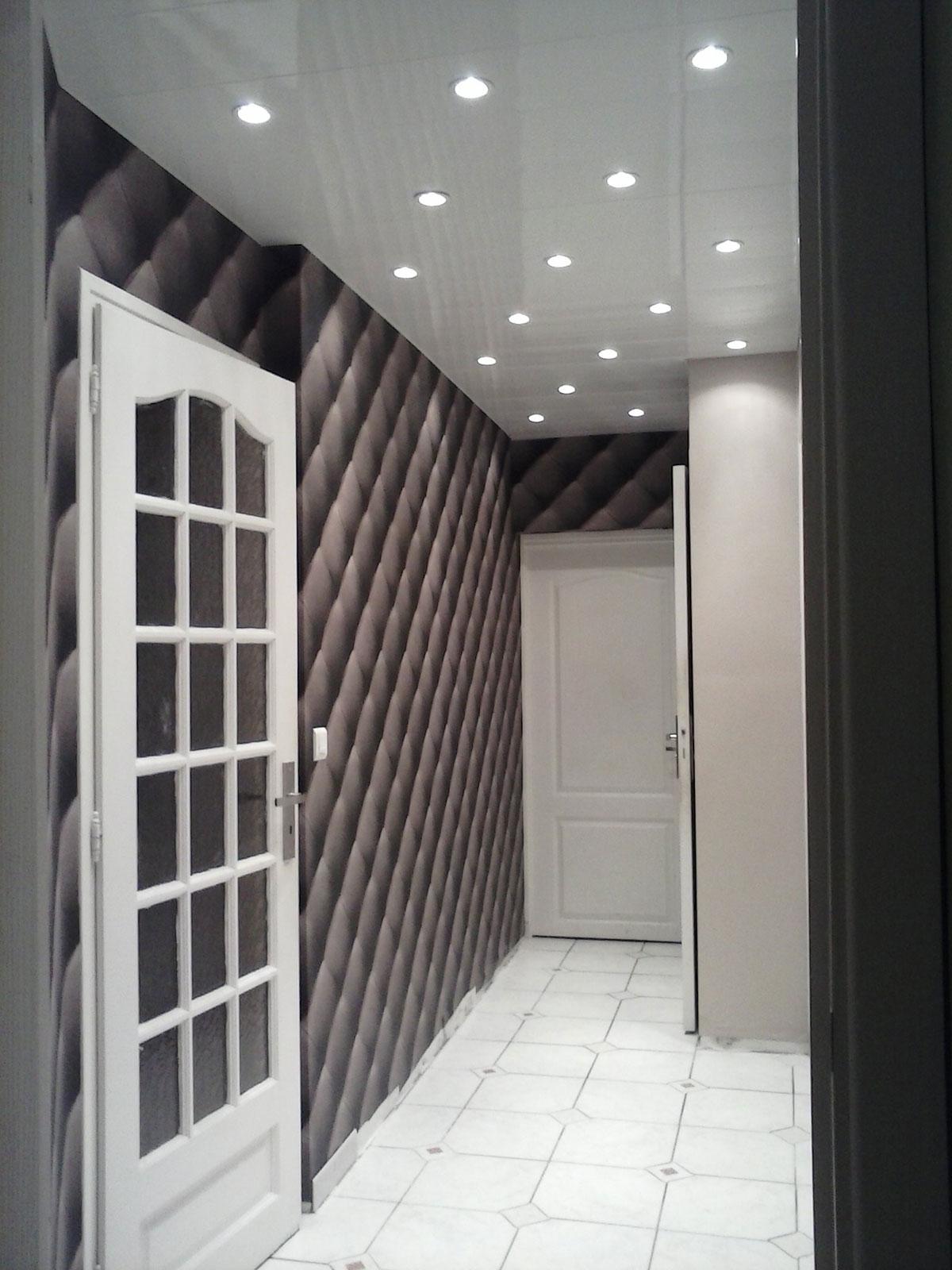 luminaire couloir etroit finest luminaire salle de bain castorama pour deco salle de bain lgant. Black Bedroom Furniture Sets. Home Design Ideas