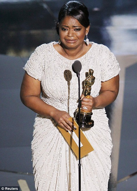 Hot pic: OSCARS 2012: FULL LIST OF WINNERS Was Octavia Spencer In The Help