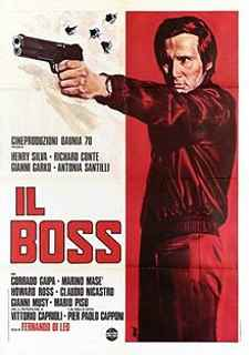 IL BOSS - THE BOSS - O CHEFE - 1973
