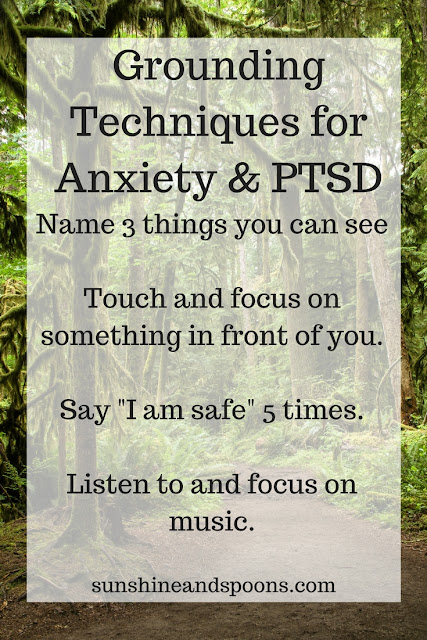 Grounding Techniques for Anxiety and PTSD