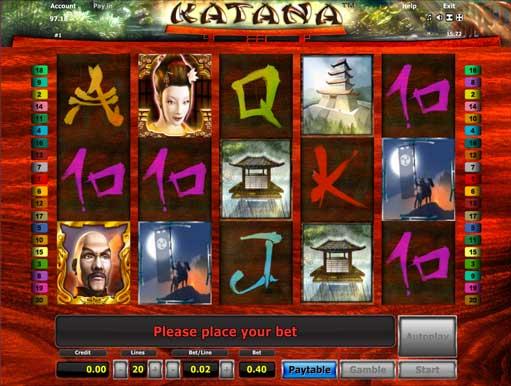 Jucat acum Katana Online