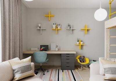 Desain Ruang Belajar Anak