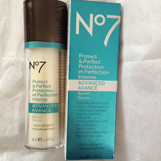 No 7 Protect & Perfect Protection Advance Serum
