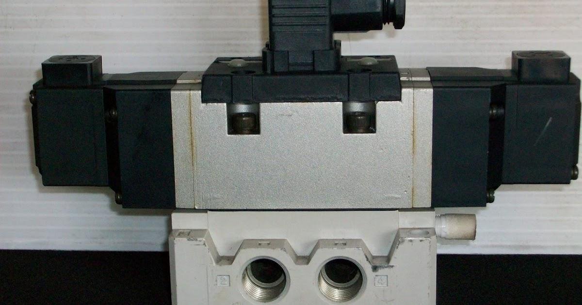 僑大機械五金行: SMC,CKD,TAIYO,3口2位電磁閥