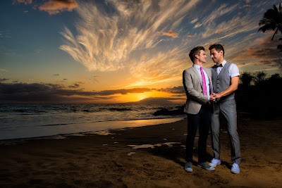 gay weddings maui, gay wedding photographers maui, maui photographers