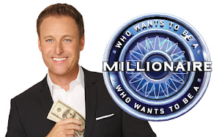 Chris Harrison, host of Who Wants to be a Millionaire?